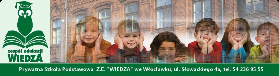 """Prywatna Szkoła Podstawowa i Gimnazjum Zespołu Edukacji """"WIEDZA"""" we Włocławku"""