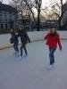 Wyjście na lodowisko - lekcja WF
